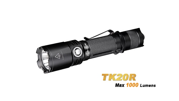 Fenix TK20R Flashlight - 1000 Lumens