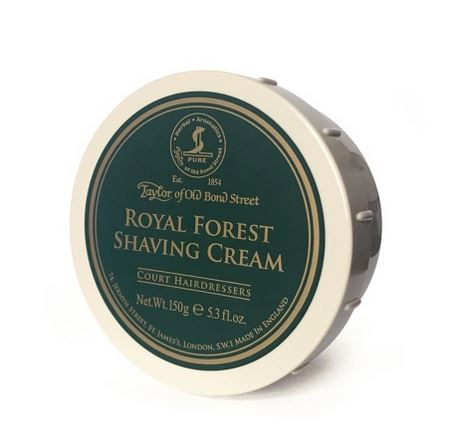 Taylor of Old Bond Street Shaving Cream Bowl - Royal Forest