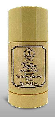 Taylor of Old Bond Street Shave Stick - Sandalwood