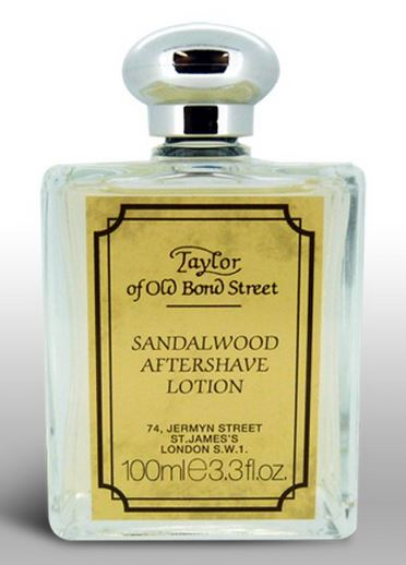 Taylor of Old Bond Street Aftershave Lotion - Sandalwood