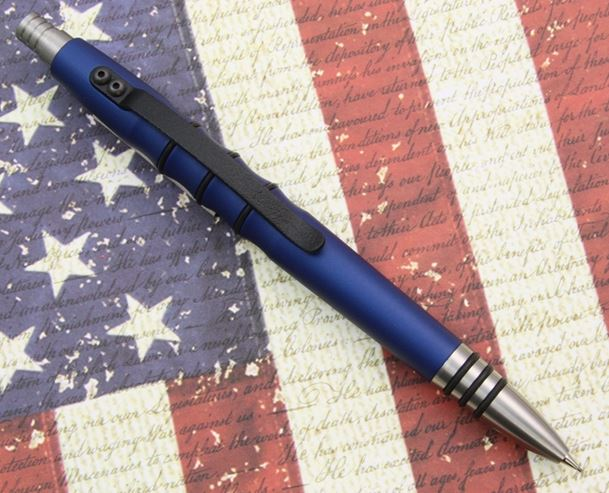 Tuff Writer Precision Press Pencil - Blue