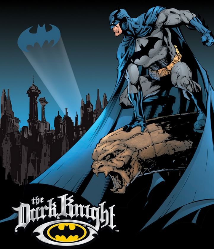Tin Sign 1356 Batman The Dark Knight