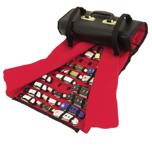 UC Knife Roll Storage Case UC1183 (Online Only)