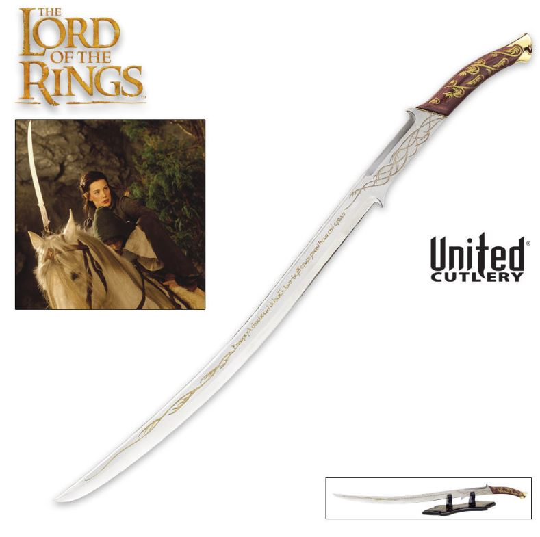 United LOTR UC1298 Hadhafang Sword of Arwen (Online Only)