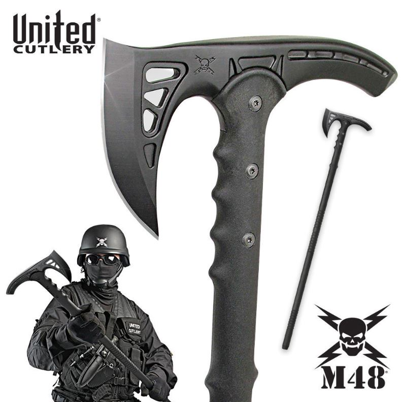 United M48 UC2905 Kommando Survival Axe - Black (Online Only)