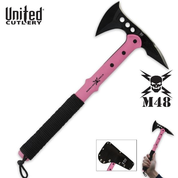 United M48 3111 Steel Mistress Tactical Tomahawk (Online Only)