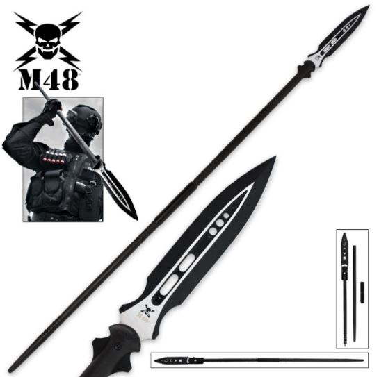 UC M48 Magnum Spear w/Sheath