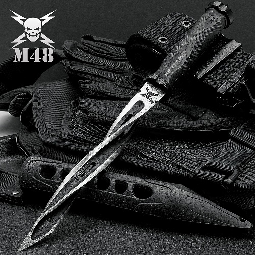 United M48 3163 Cyclone with Nylon Sheath