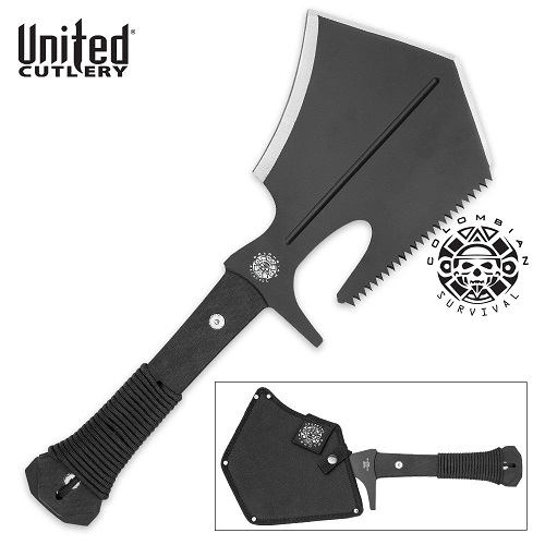 United 3170 Colombian Field Survival Shovel