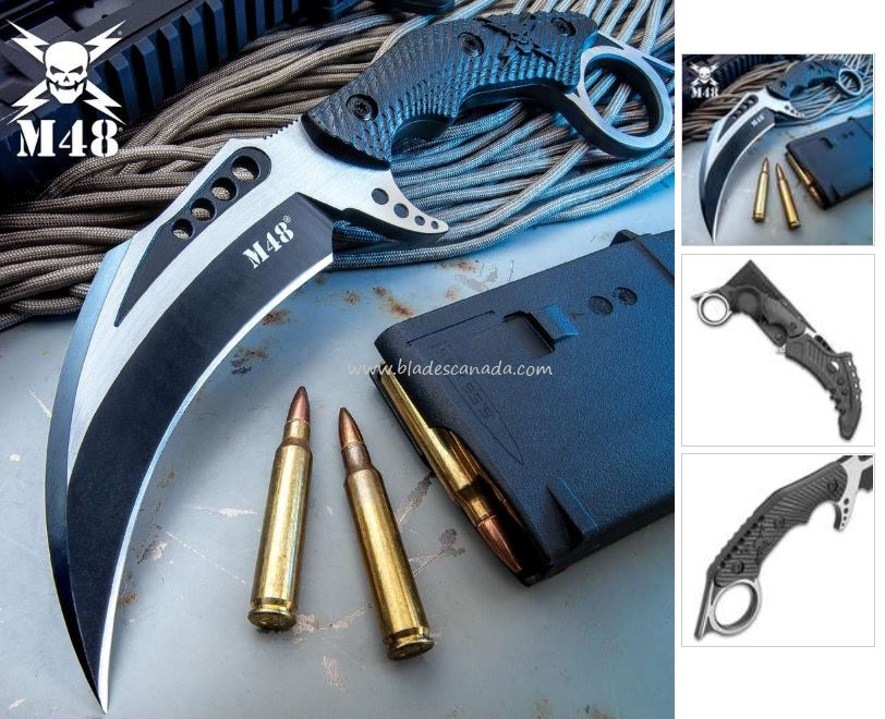 United Cutlery M48 Liberator Falcon Karambit UC3334 (Online Only)