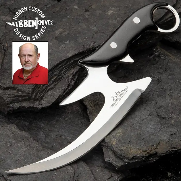 United Cutlery GH5086 Reaper Karambit with Leather Sheath