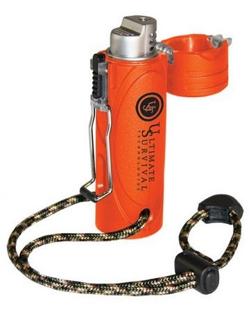 Ultimate Survival Trekker Stormproof Lighter