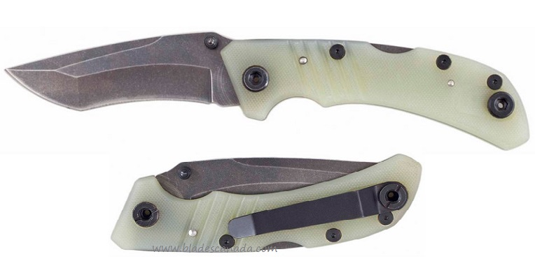UZI EVN Stone Wash III FDR023 G-10 Folder (Online Only)