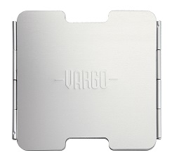Vargo Aluminum Windscreen -Grey