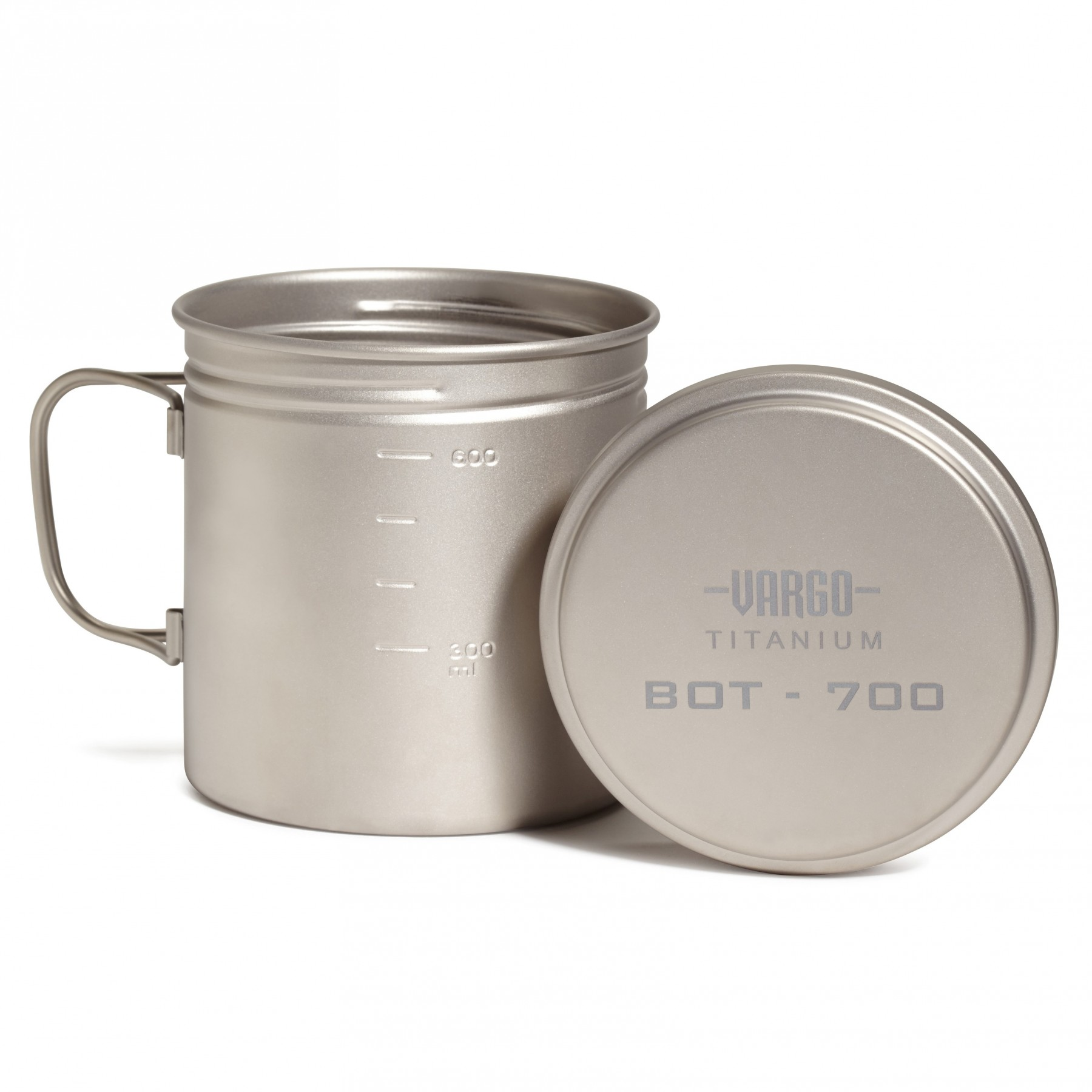 Vargo Titanium BOT Cooking Mug - 700 ml