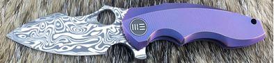WE Knife 605DS Damascus Limited Edition (Online Only)