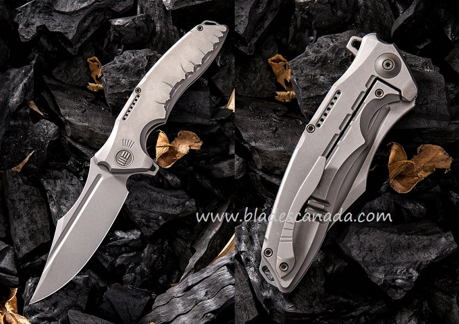 WE Knife 814B Chimera S35VN Titanium Framelock (Online Only)