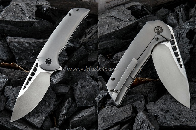 WE Knife 911A Malice M390 Titanium Framelock