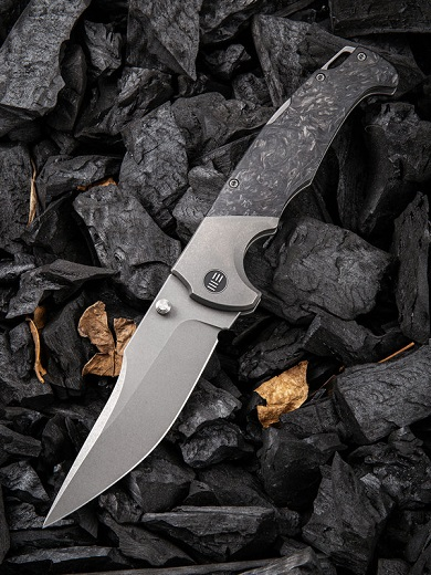 WE Knife 920A Blocao S35VN Titanium & Carbon Fiber Handle