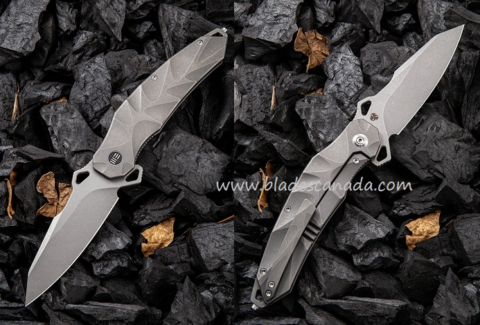 WE Knife 922A Hecate CPM-20CV Titanium Framelock (Online Only)
