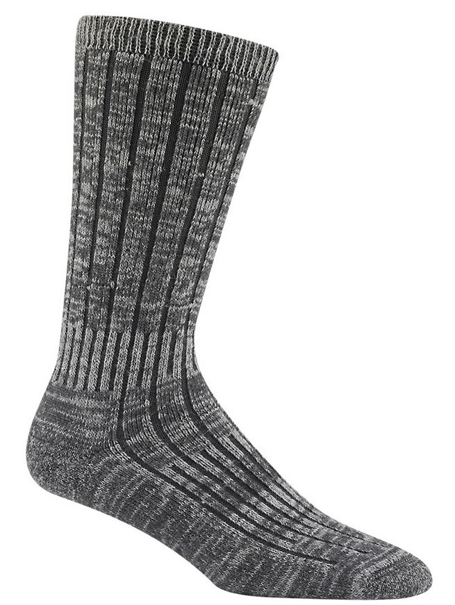 Wigwam 2337 Merino Silk Hiker Socks - Charcoal
