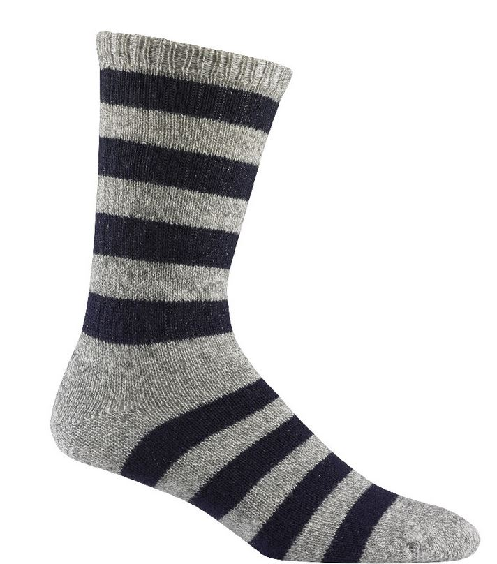 Wigwam 5325 Scrum Socks - Navy