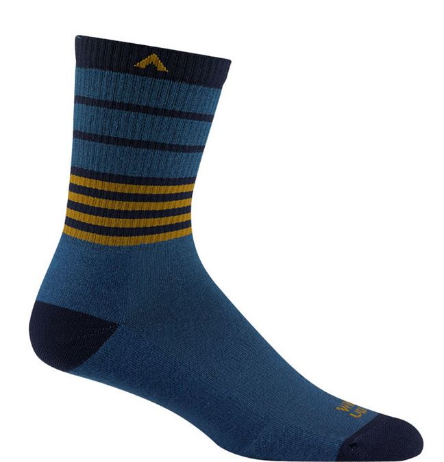 Wigwam 6199 Hawksbill Pro Socks - Dark Denim
