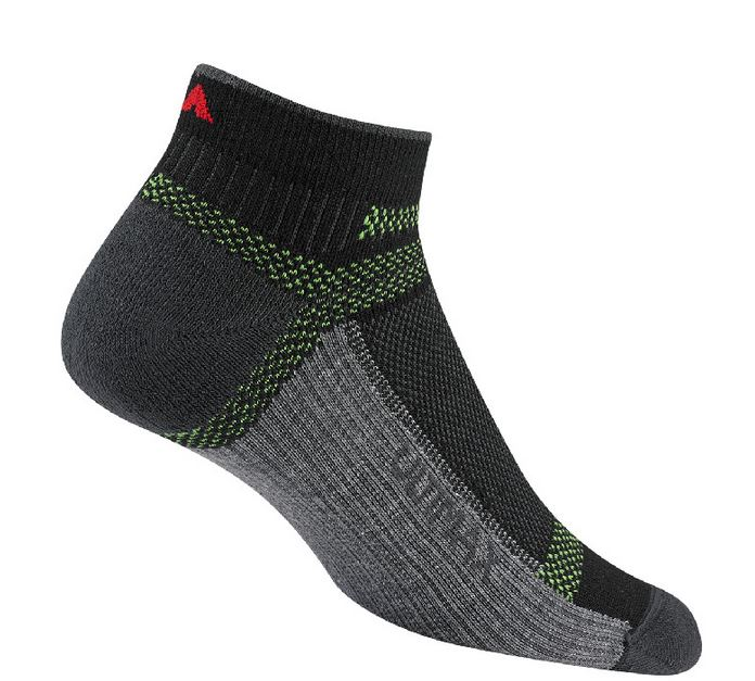 Wigwam 6281 Ultra Cool Lite Low Pro Socks - Black