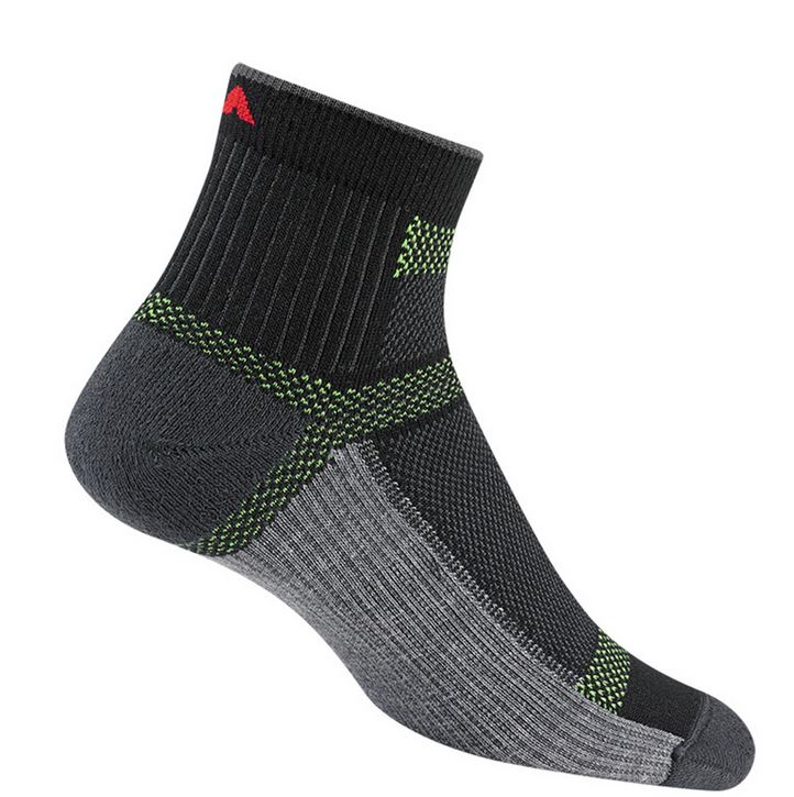 Wigwam 6282 Ultra Cool Lite Quarter Pro Socks - Black