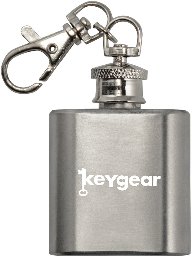 UST Keygear Mini Keychain Flask