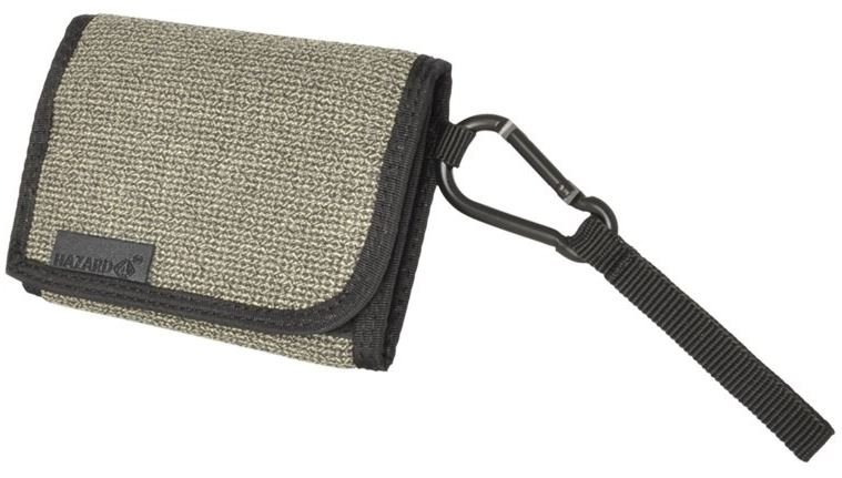Hazard 4 Wafer Slim Carabiner Wallet - Kevlar