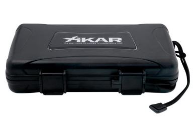 XIKAR 205XI Travel Humidor Case (5-Cigars)