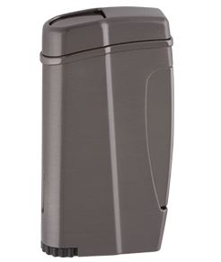 XIKAR 502 Executive II Lighter - Gunmetal Gray