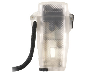 XIKAR 520CL Stratosphere High Altitude Lighter - Clear