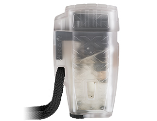 XIKAR 520CL Stratosphere II High Altitude Lighter - Clear