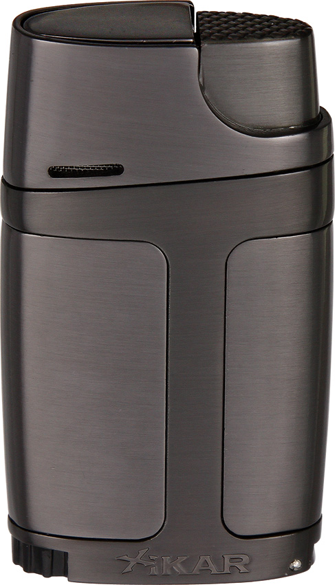 XIKAR 550G2 Element Lighter - Gunmetal Grey