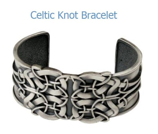 YTC Summit 2370 Celtic Knot Bracelet