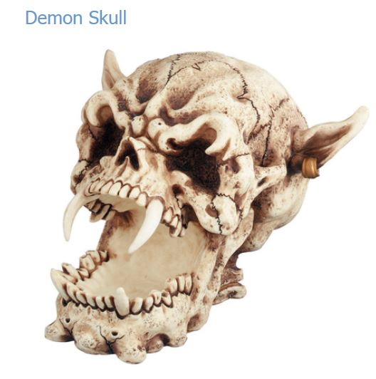 YTC Summit 4982 Demon Skull