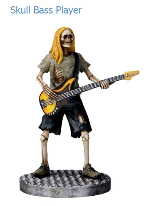 YTC Summit 7009 Skull Bass Player (Online Only)