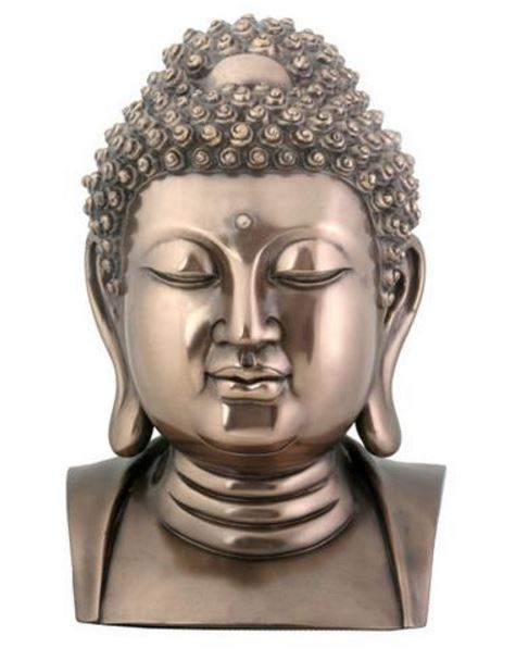YTC Summit Head of Buddha YTC7969 (Online Only)
