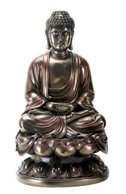 YTC Summit Meditation Buddha YTC8072 (Online Only)