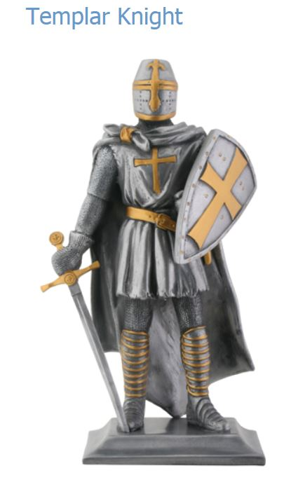 YTC Summit 8240 Templar Knight (Online Only)