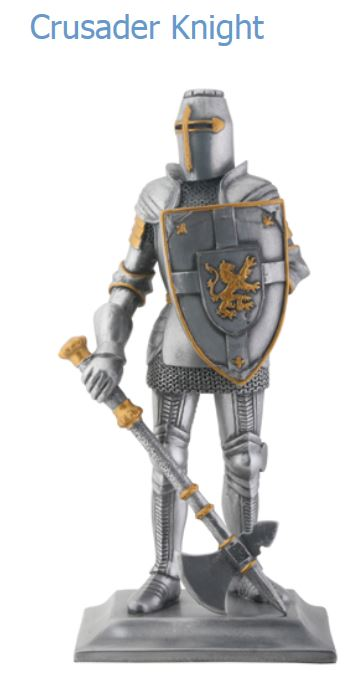 YTC Summit 8242 Crusader Knight (Online Only)