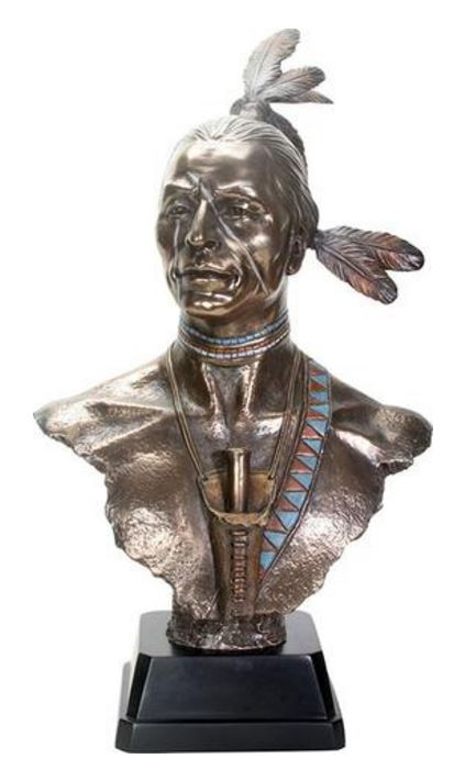 YTC Summit Native Bust YTC8742