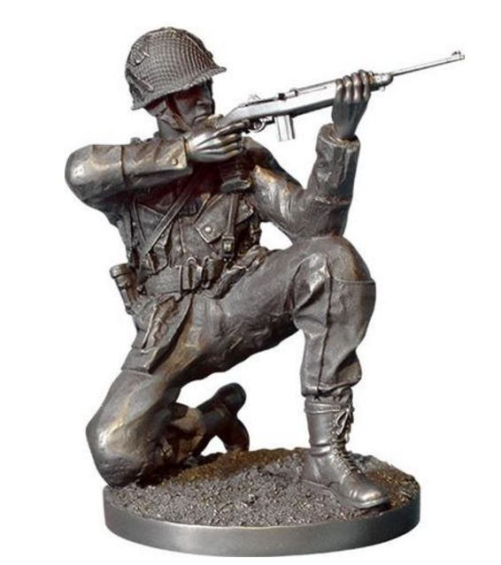 YTC Summit WWII Soldier Taking Aim YTC8787 (Online Only)