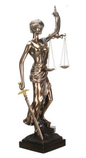 YTC Summit Lady Justice YTC9149 (Online Only)