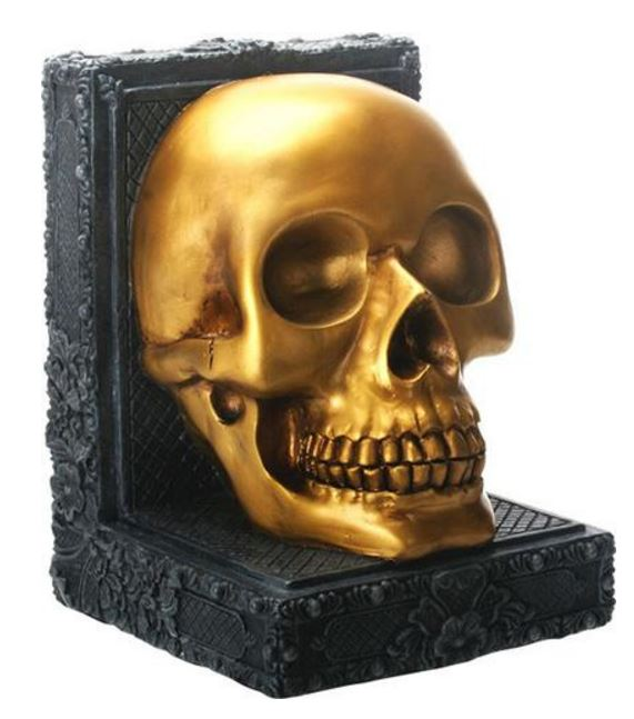 YTC Summit Golden Skull YTC9166