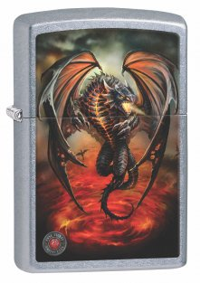 Zippo 29349 - Anne Stokes Winged Dragon