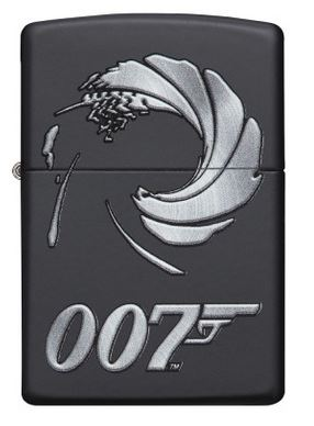 Zippo 29566 James Bond Barrel Logo