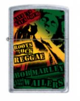 Zippo 45985 Bob Marley - Roots, Rock & Reggae (Full Colour)